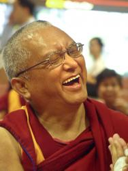 Kyabje Zopa Rinpoche