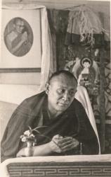 Geshe Ngawang Dhargyey. Photo: Deborah Alterman.