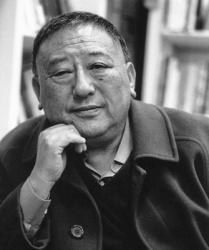 Gelek Rimpoche (1939–2017). Photo: Wangchuk Dorje.