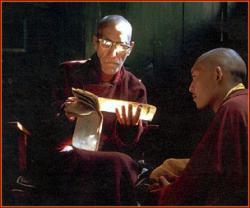 Khunu Lama Rinpoche.
