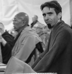 Tenzin Ösel Hita at Institut Vajra Yogini, France, May 2019. Photo by Fabrizio Pallotti.